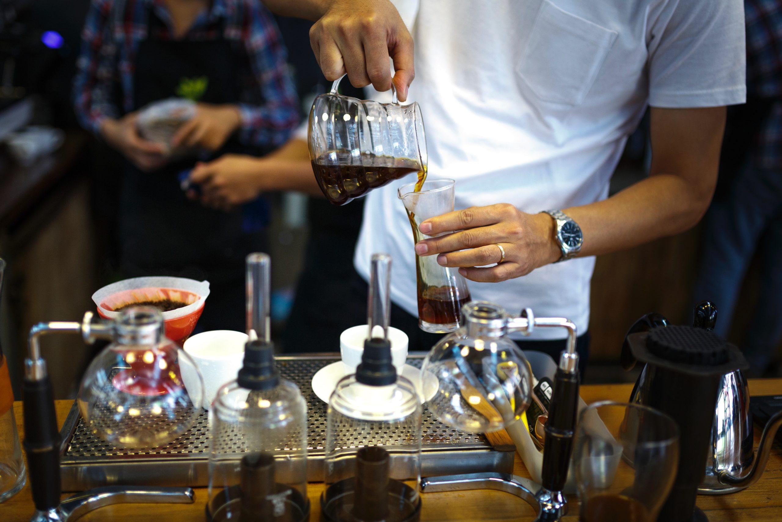 cocktail a base di caffè